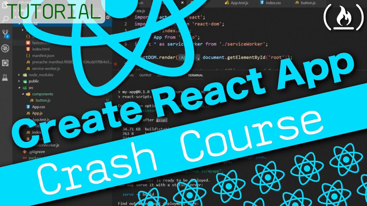 Create React App Crash Course