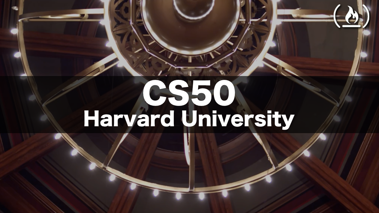 Introduction to Computer Science - Harvard's CS50