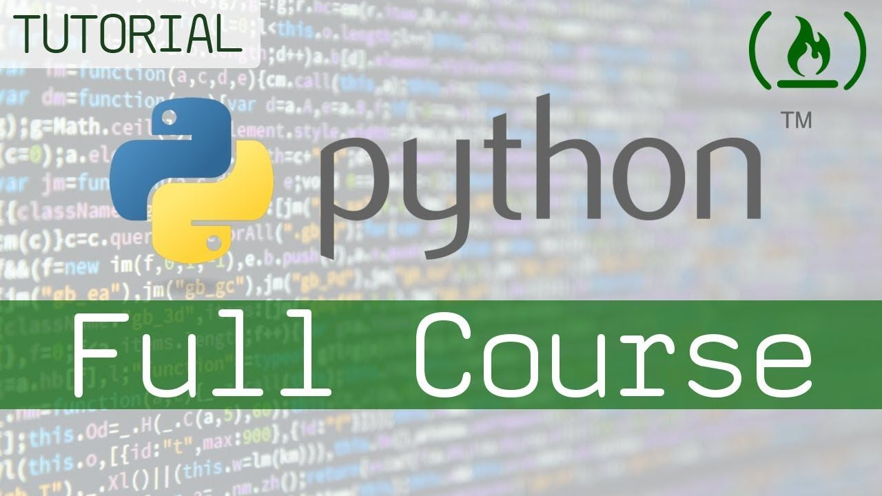 Learn Python basics with this in-depth video course