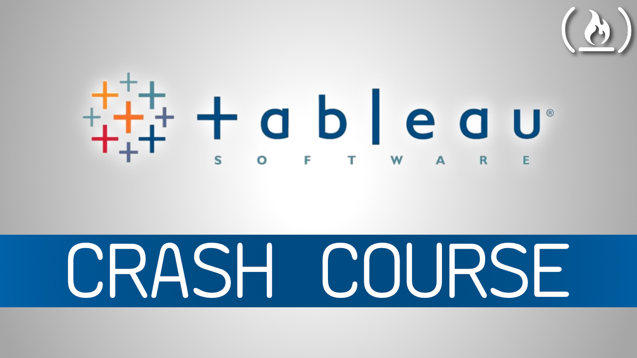 Tableau for Data Science and Data Visualization - Crash Course