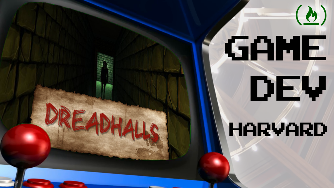Create a 3D maze Dreadhalls game in Unity