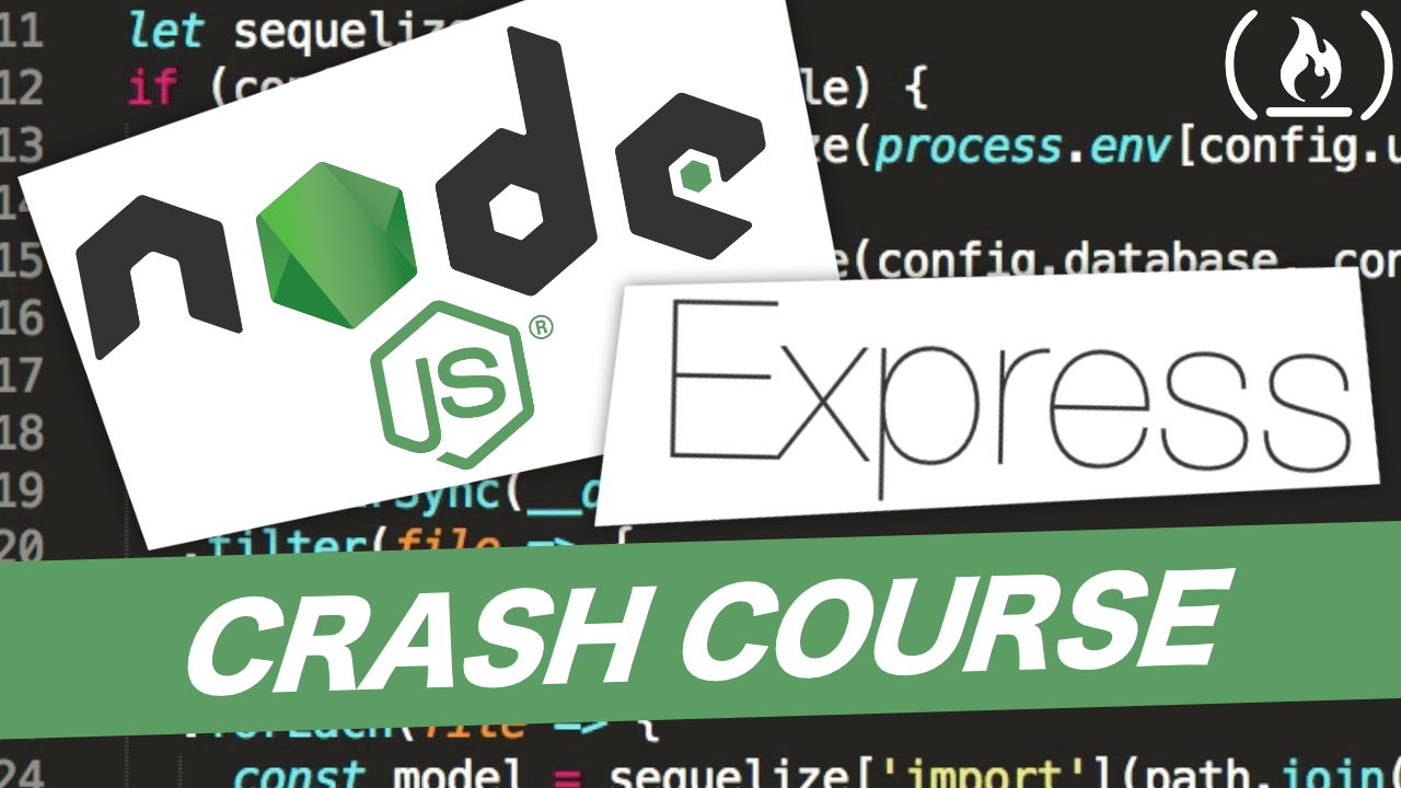 Learn Express.js in this complete course