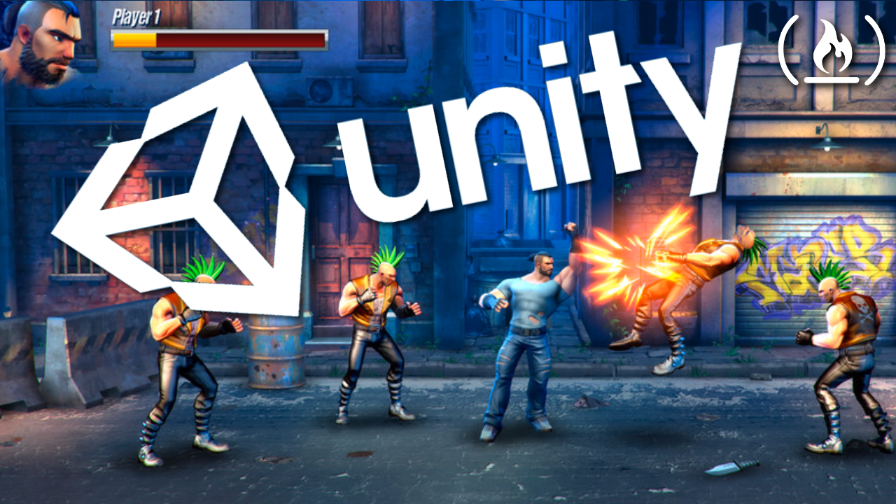 Create a Beat Em Up Game in Unity