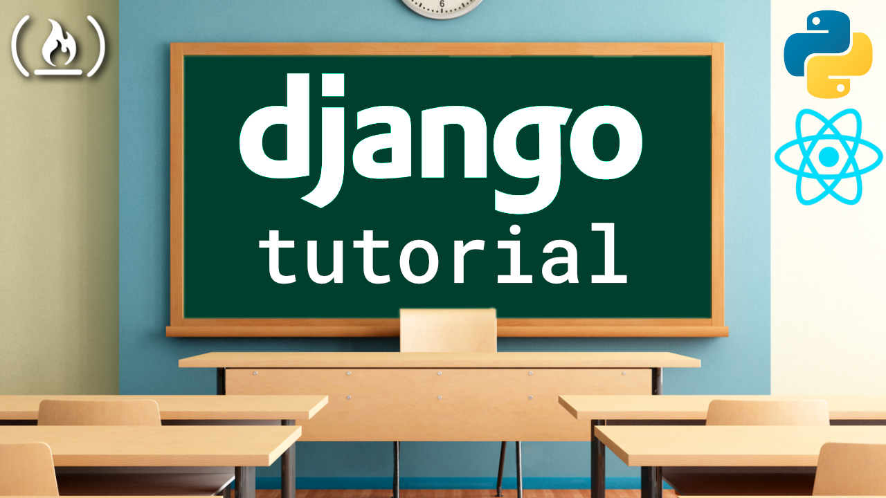 Build a Moodle / Blackboard clone with Django Rest Framework & React