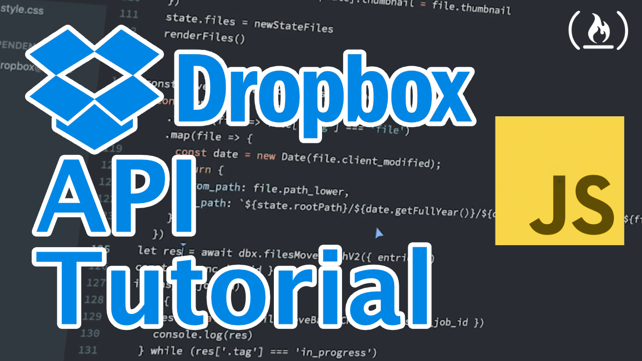 Learn to use the Dropbox API by creating an expense organizer