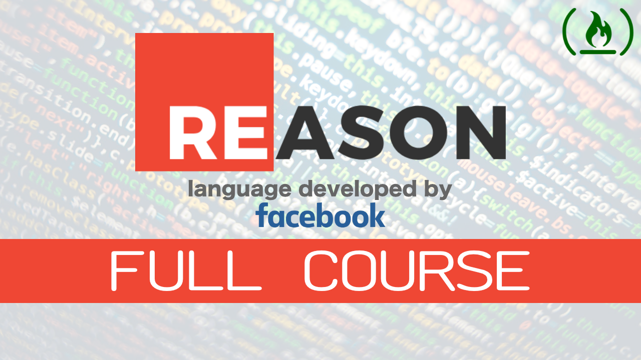 Learn the ReasonML programming language
