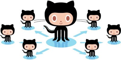Powering up with GitHub