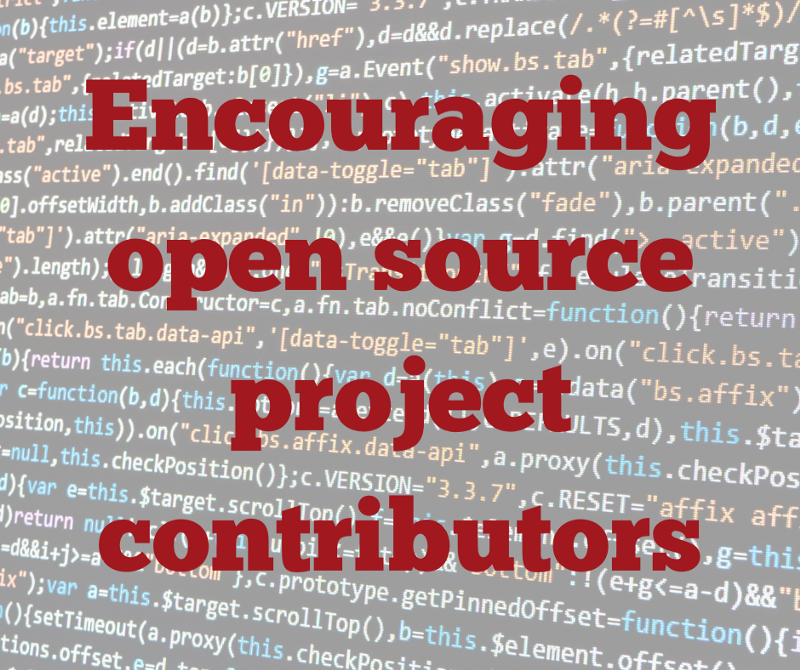 How to recognize your open source project contributors and grow your community