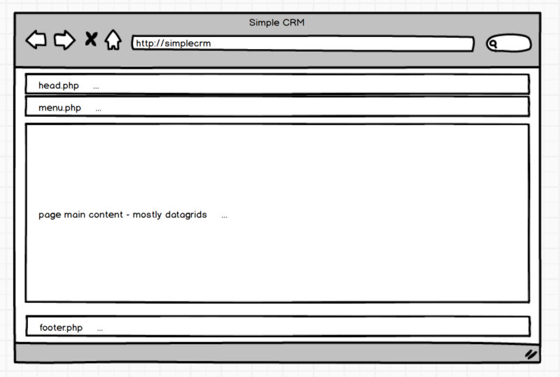 Build yourself a simple CRM from scratch in PHP and MySQL