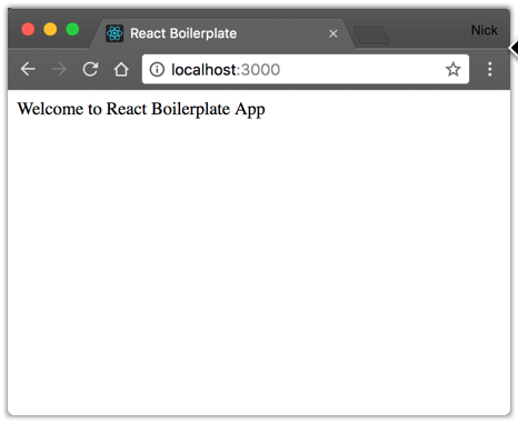 How to build your own React boilerplate