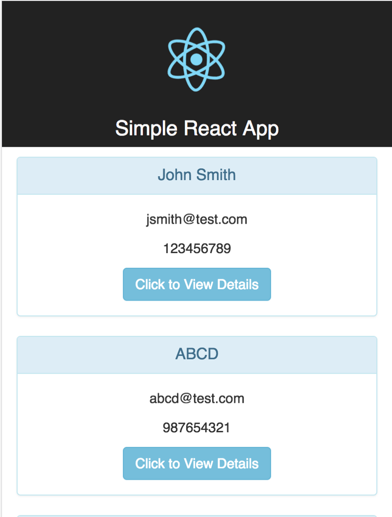 A quick guide to help you understand and create ReactJS apps