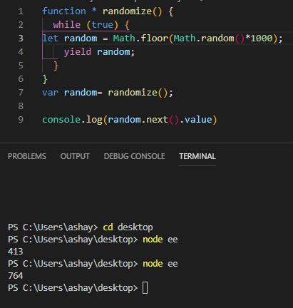 Yield! Yield! How Generators work in JavaScript