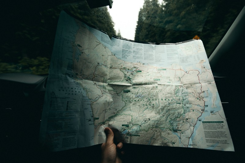 Finding Your Way With.Map()