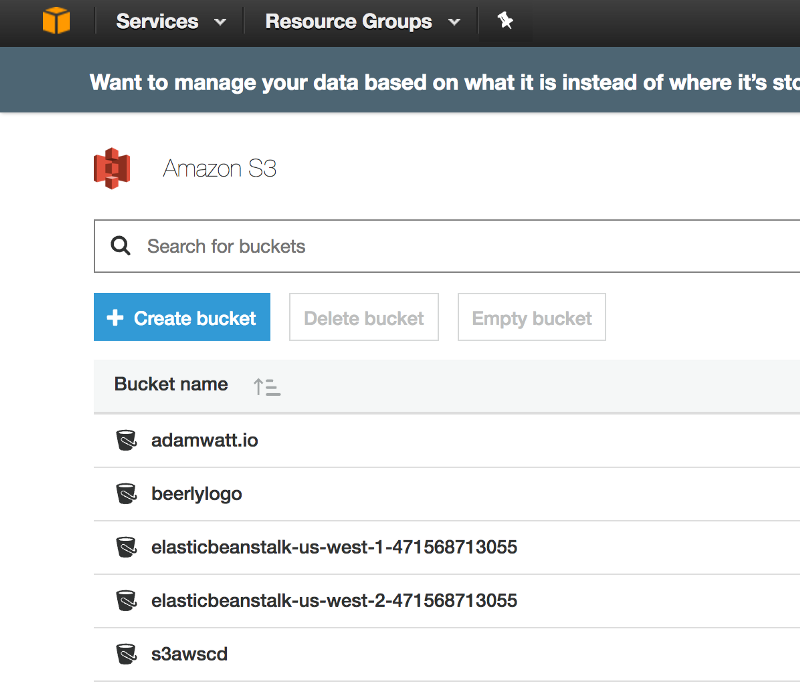 How to setup Continuous Deployment to AWS S3 using CircleCI in just