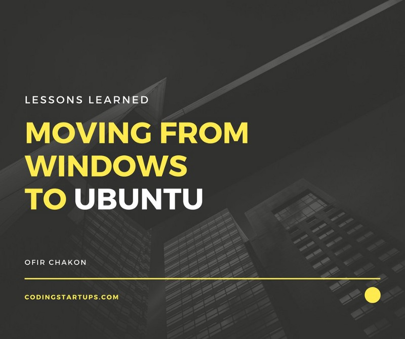 I switched from Windows to Linux. Here are the lessons I learned along the way.
