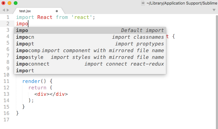 A Guide to Sublime Text Snippets