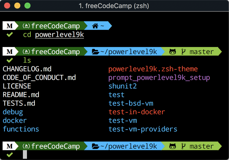 How you can style your terminal like Medium, freeCodeCamp, or any way you want