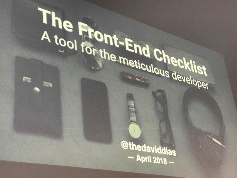 What I learned about my side project and myself after presenting at meetups in Europe
