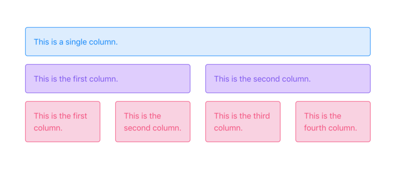 Learn the Bootstrap 4 Grid System in 10 Minutes