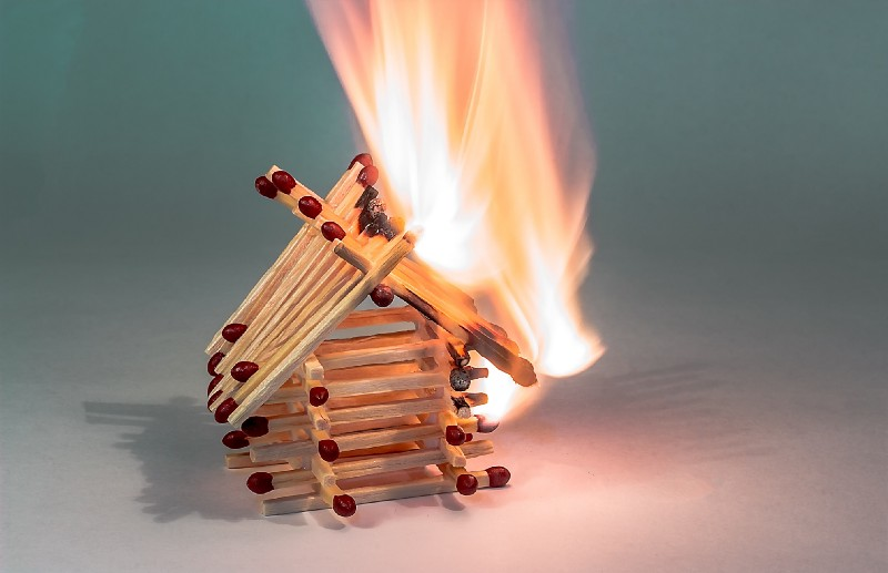 I burned my first startup to the ground. Here are some hard lessons learned.