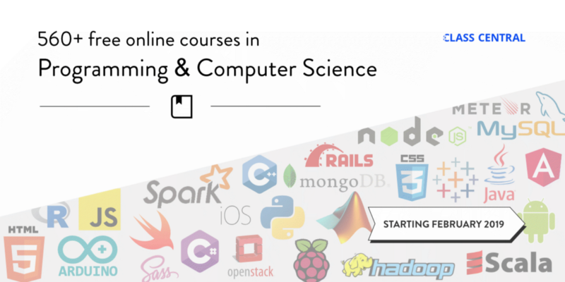 Free Online Programming & Computer Science Courses You Can Start in February