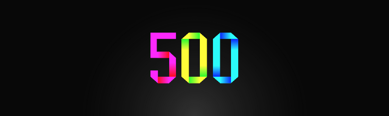 Open Source Design 500
