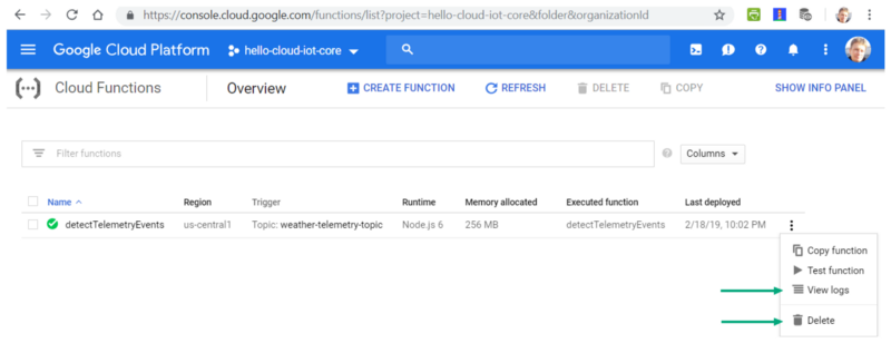 How to check the weather using GCP-Cloud IoT Core with ESP32 and
