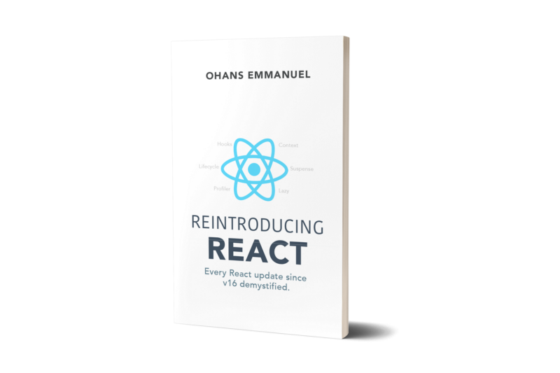 Reintroducing React: every React update since v16 demystified.