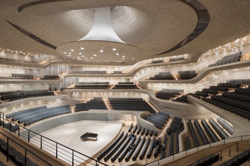 What happens when algorithms design a concert hall?