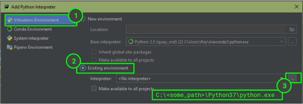 Installing Multiple Python Versions on Windows Using Virtualenv