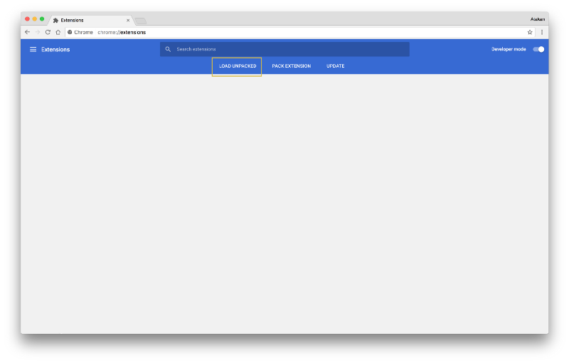 How to build Chrome extensions with React + Parcel