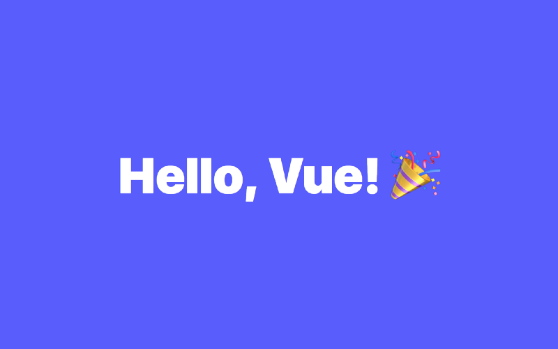 Learn Vue js in this free course! ?✨