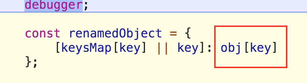 30 Seconds of Code: How to rename multiple object keys in