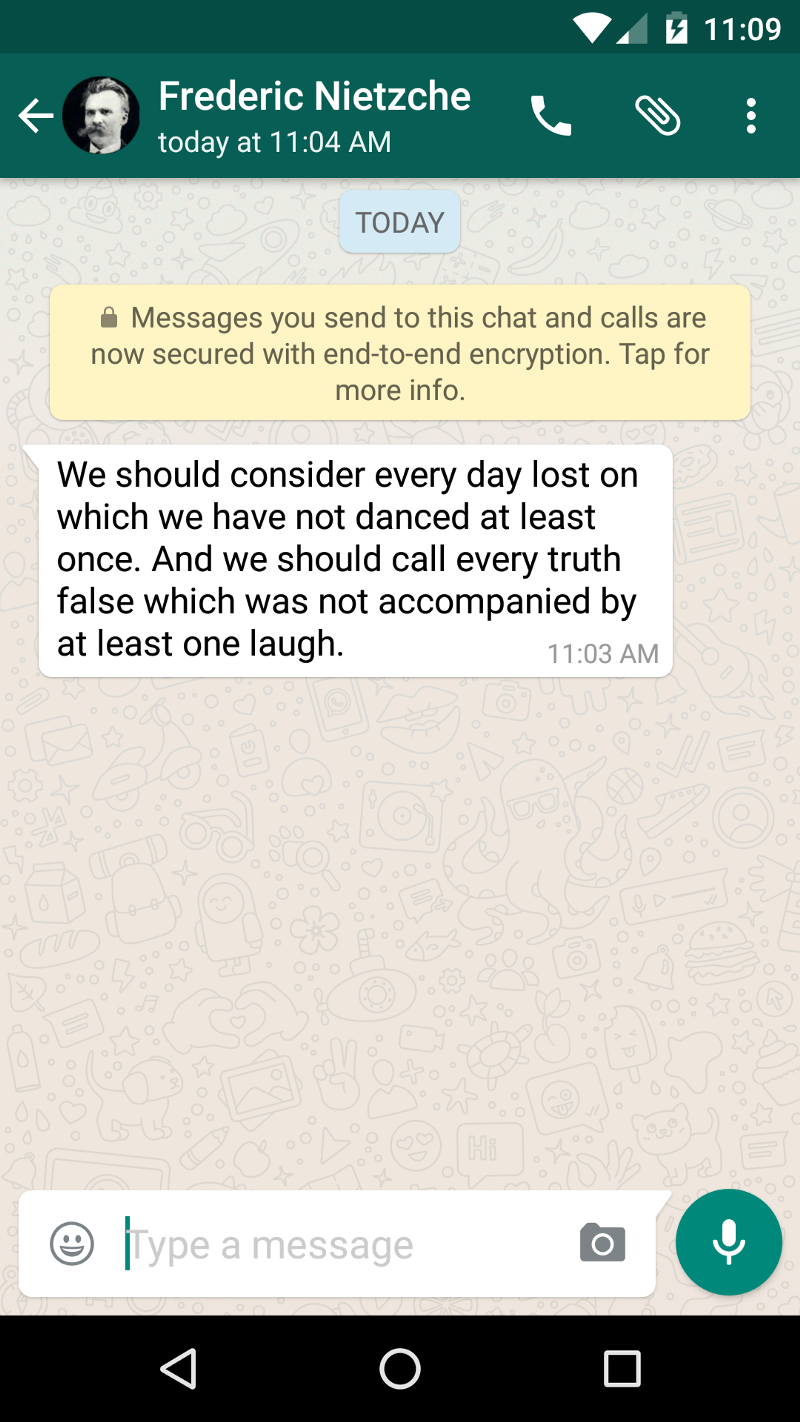 Why I told my friends to stop using WhatsApp and Telegram