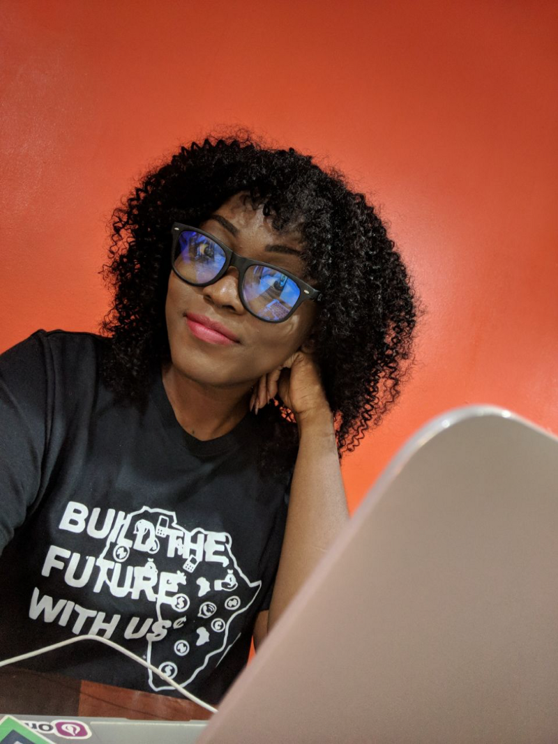 How to work remotely as a female developer in Nigeria — Q&A with Lynda Chiwetelu