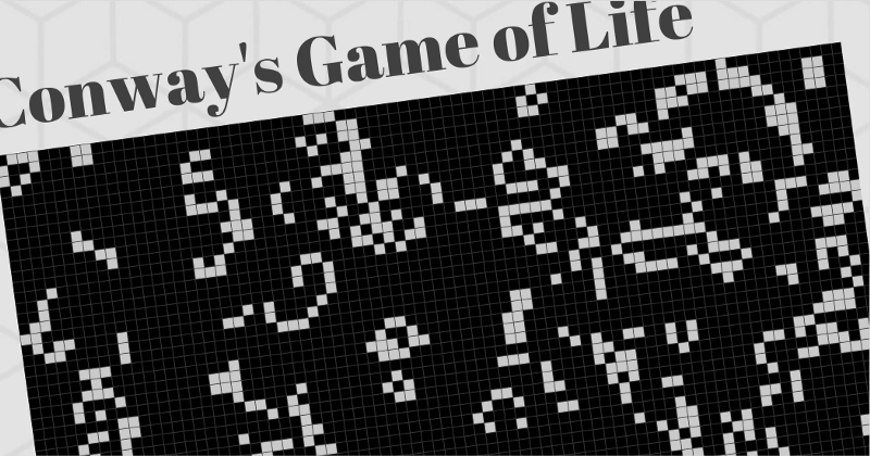 "How to code the ""Game of Life"" with React in under an hour"