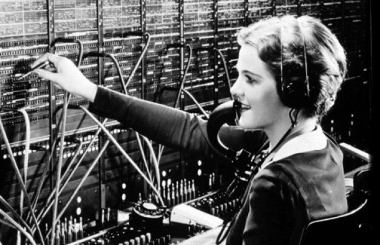 Imagine React Router as your switchboard operator
