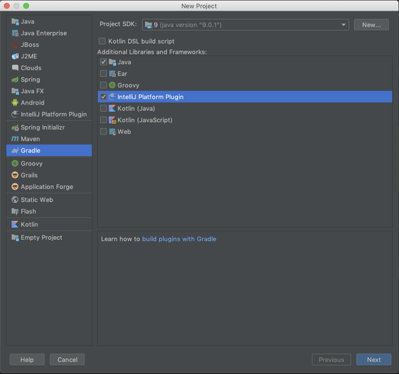 How to create an IntelliJ plugin — let's build a simple dictionary