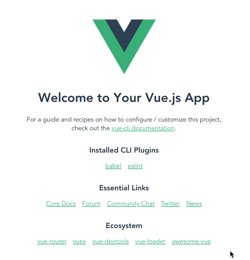 How to add Internationalization to a Vue Application