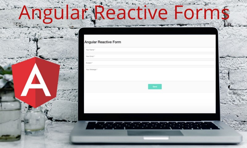 An introduction to Angular Reactive Forms