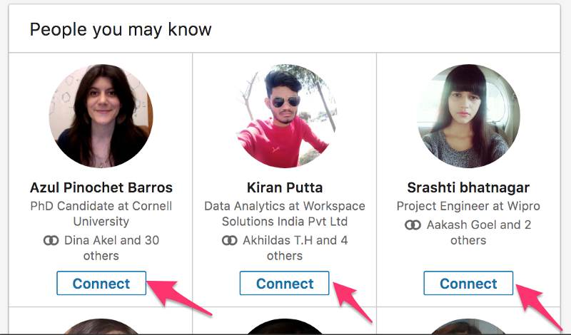 How I made a LinkedIn contact adding bot - and actually got a few