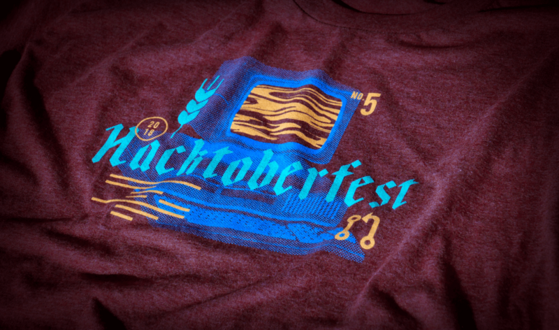 I just got my free Hacktoberfest shirt. Here's a quick way you can get yours.