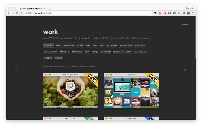 15 Web Developer Portfolios To Inspire You