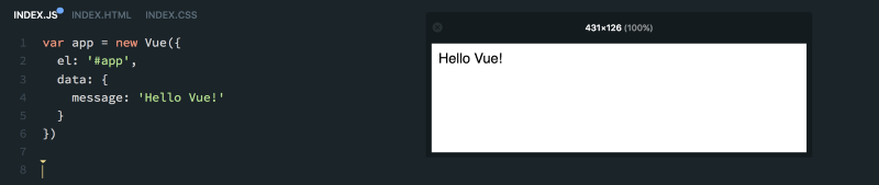 Learn Vue: a 3-minute interactive Vue JS tutorial