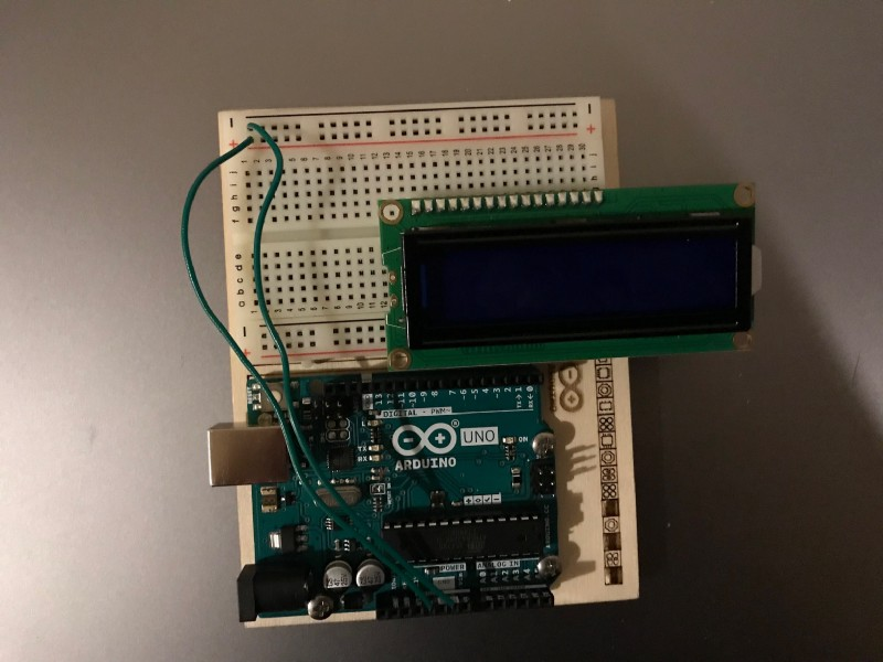 How to make a digital voltmeter using Arduino