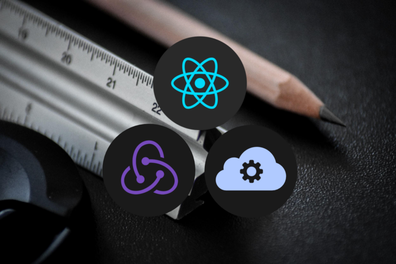 How I architected a single-page React application