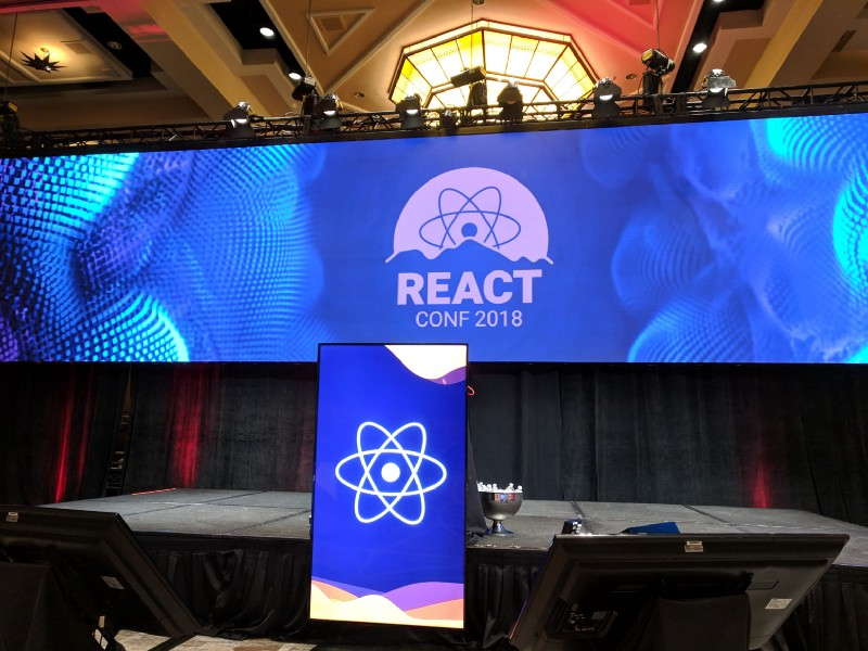 Lessons Learned at React Conf 2018