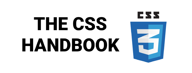 The Css Handbook A Handy Guide To Css For Developers