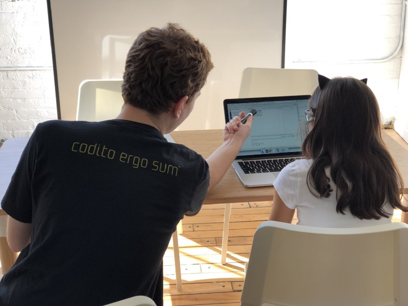 Coding Our Tech-Minded Kids to Become Self-Actualized Teachers of Tomorrow