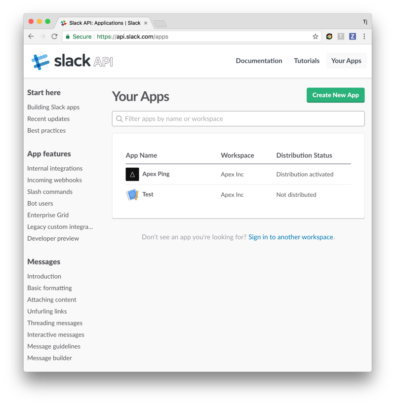 Creating serverless Slack commands in minutes with Go & Up